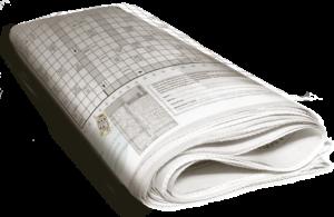Produktion av korsord för dagstidning