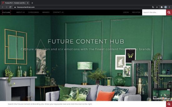 Future Ccontent Hub